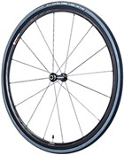 Product image for Vittoria Qurano 30 Carbon Clincher Disc 700c Wheelset