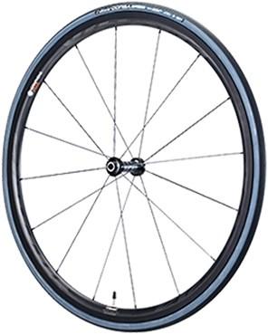 Vittoria Qurano 30 Carbon Clincher Disc 700c Wheelset