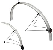 Tortec Reflector Full Length Mudguard Set - 700c / 26in