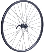 "Product image for M Part Shimano M525 QR 6B/Mavic EN323 Disc/DT Swiss DB 27.5"" Front Wheel"