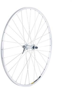 M Part Shimano R5800/Mavic Open Sport/DT Swiss Stainless Steel Front Wheel
