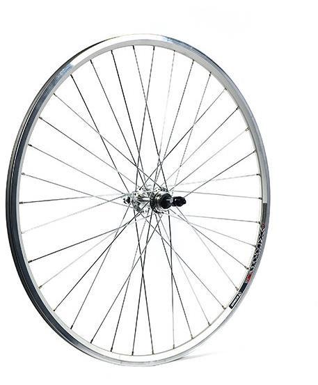 M Part 700Cx13mm Alloy QR for Multi Freewheel 130mm Rear Wheel | Hjulsæt