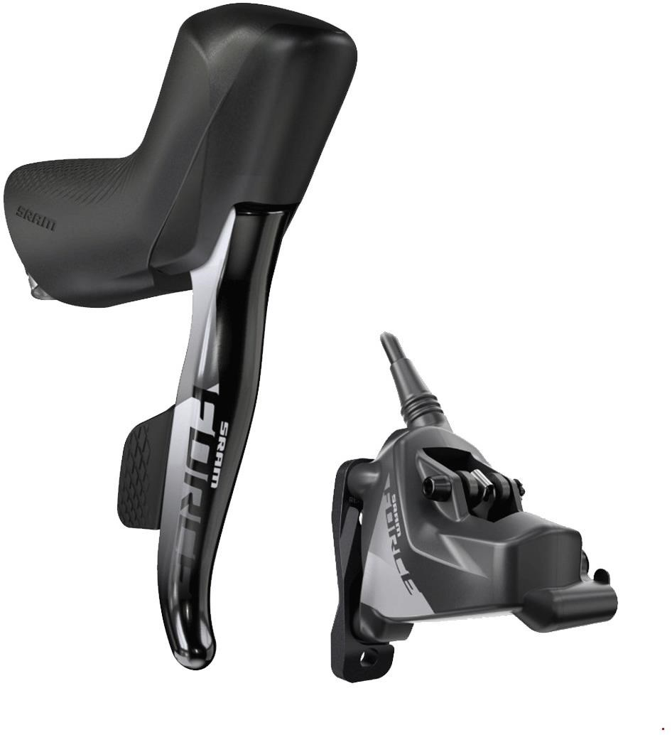 SRAM Force eTap AXS D1 Shift/Hydraulic Disc Brake Levers (Rotor & Bracket Sold Separately) | Gear levers