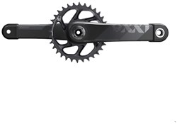 SRAM XX1 Eagle 12 Speed Crankset (Cups/Bearings Not Included)