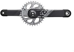SRAM X01 Eagle 12 Speed Crankset (Cups/Bearings Not Included)