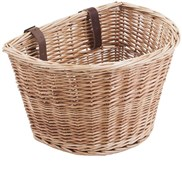Product image for M Part D Shaped Wicker Basket
