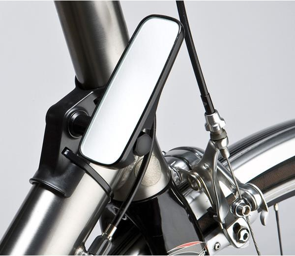 M Part Adjustable Mirror for Head Tube | Bike mirrors