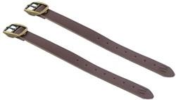 M Part Leather Basket Straps