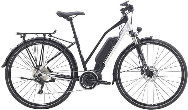Marin San Anselmo DS-E Deore Womens 2019 - Electric Hybrid Bike | City