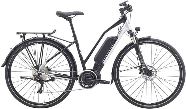 Marin San Anselmo DS-E Deore Step Through 2019 - Electric Hybrid Bike