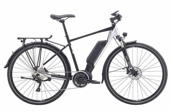 Marin San Rafael DS-E Deore 2019 - Electric Hybrid Bike