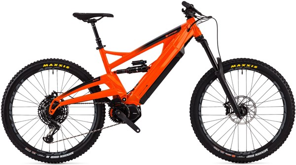 Orange Surge RS 2020 - Electric Mountain Bike | Mountainbikes