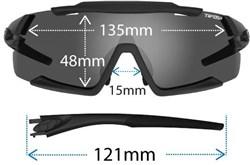 Tifosi Eyewear Aethon Fototec Cycling Glasses