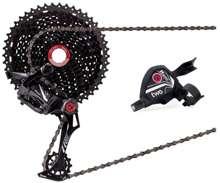 Box Components Two 11 Speed Wide Groupset