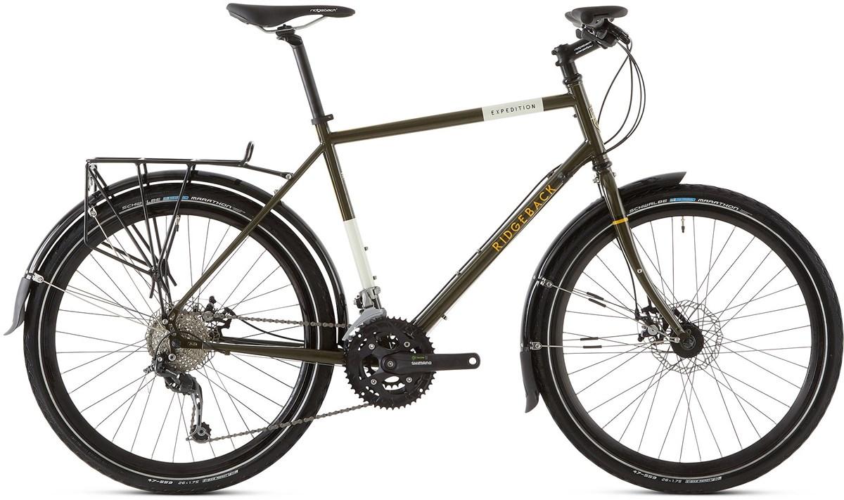 Ridgeback Expedition 2019 - Touring Bike | City-cykler