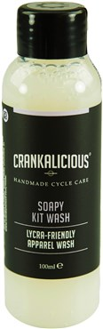 Crankalicious Soapy Kit Wash Apparel Care