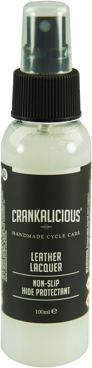 Crankalicious Leather Lacquer Sealent Spray | Body maintenance