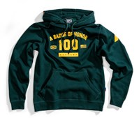 Product image for 100% Tribute Hooded Pullover Hoodie