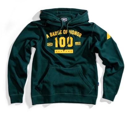 100% Tribute Hooded Pullover Hoodie