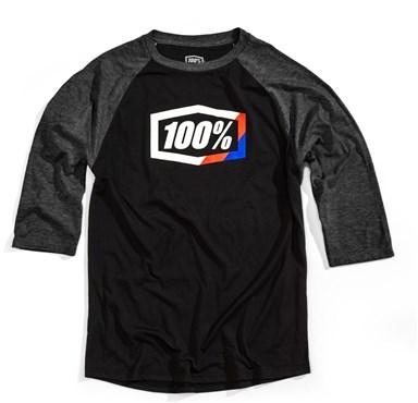 100% Stripes Tech Tee