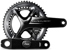 Product image for 4iiii Dura Ace 9100 Chainset with Precision Pro Power Meter