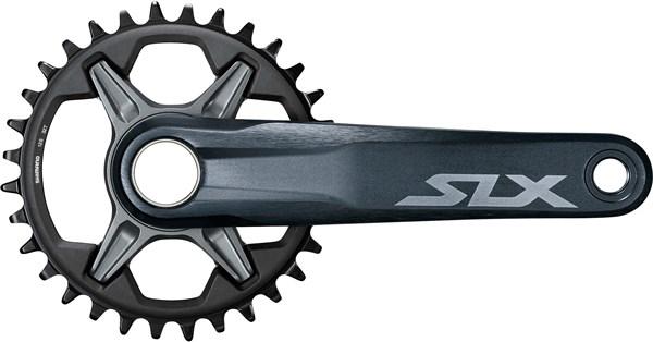 Shimano SLX M7100 Hollowtech II 12 Speed Crank Set without Ring