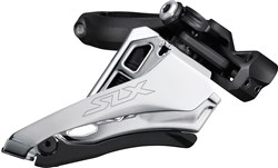 Product image for Shimano SLX M7100 Double 12 Speed Front Derailler