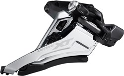 Product image for Shimano XT M8100 Double 12 Speed Front Derailler