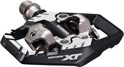 Shimano XT M8120 Trail Wide SPD Pedals