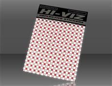 Hump Hi-viz Ultra Sticker Material