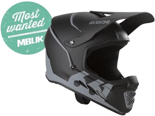 SixSixOne 661 Reset Full Face Helmet
