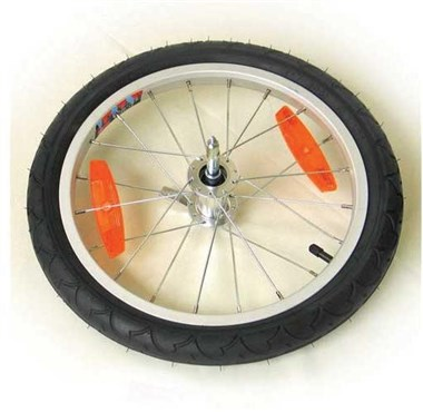 """Burley 16"""" Wheel Assembly"""