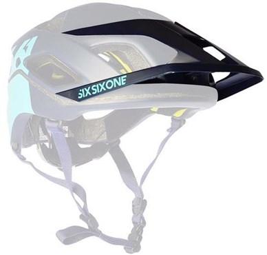 SixSixOne 661 Evo AM Patrol Helmet Visor