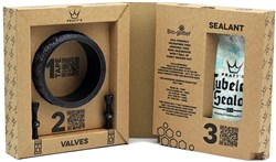 Product image for Peatys Tubeless Conversion Kit