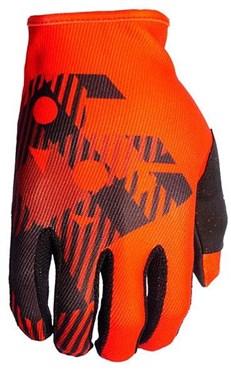 SixSixOne 661 Comp Long Finger MTB Cycling Gloves