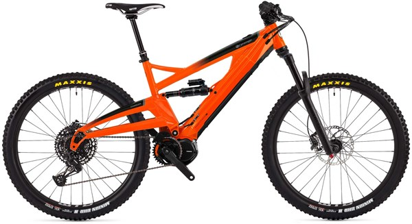 "Orange Charger S 27.5"" 2020 - Electric Mountain Bike 