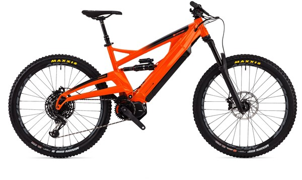 "Orange Charger RS 27.5"" 2020 - Electric Mountain Bike 