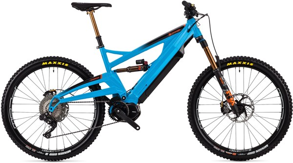 "Orange Charger Factory 27.5"" 2020 - Electric Mountain Bike 
