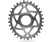 absoluteBLACK MTB Oval XTR, XT, SLX, 12SP Direct Mount Chainring