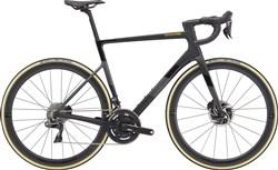 Product image for Cannondale SuperSix EVO Hi-MOD Disc Dura Ace Di2 2020 - Road Bike