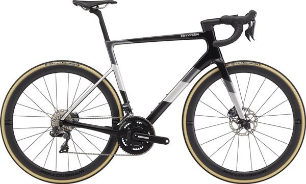Cannondale SuperSix EVO Hi-MOD Disc Ultegra Di2 2020 - Road Bike