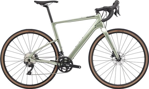 Cannondale Topstone Carbon Ultegra RX 2 2020 - Gravel Bike | Racercykler