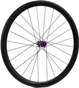 Hope RD40 Carbon RS4 Front Centre Lock Road Wheel