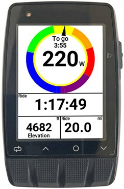 Stages Cycling Dash M50 Cycle Computer