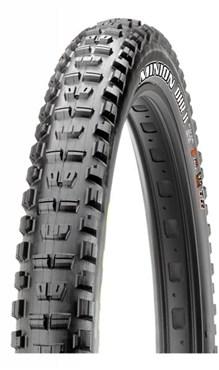"Maxxis Minion DHR II+ Folding 3C EXO+ Tubeless Ready 27.5"" MTB Tyre"