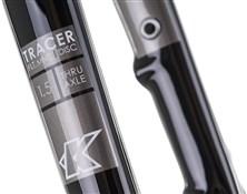 Kinesis Racelight Tracer Disc Thru Axle Carbon Fork