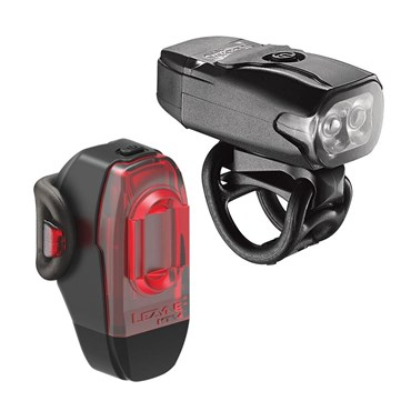 Lezyne KTV Drive USB Rechargeable Light Set