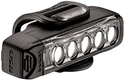 Lezyne Strip Drive 400 USB Rechargeable Front Light