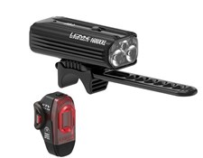 Lezyne Super Drive 1600XL/KTV Pro Smart USB Rechargeable Light Set