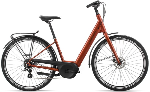 Orbea Optima A30 2020 - Hybrid Classic Bike